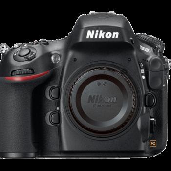 Rent Nikon D800