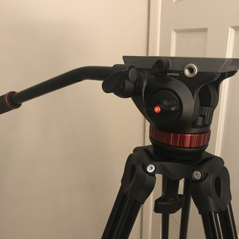 Rent Manfrotto Tripod and Carrying Case