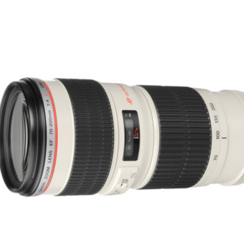 Rent Canon EF 70-200mm f/4L USM