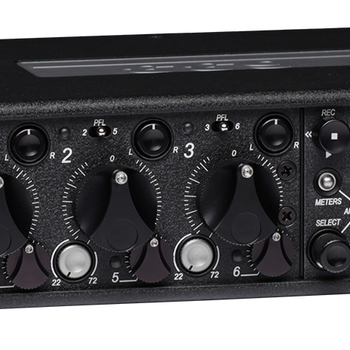 Rent Sound Devices 633 Recorder/Mixer