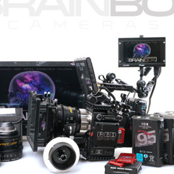 Rent RED EPIC-W Helium 8K Camera - ULTIMATE Package + Tons of AKS