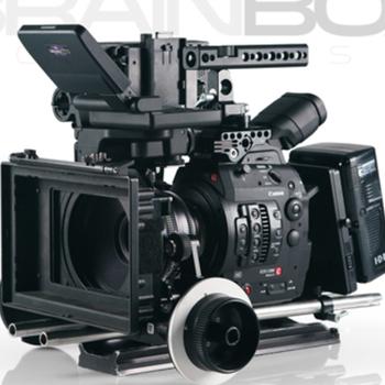 Rent Canon C300 Mark II - 4K INDIE Package w/ Lense + Lots of AKS