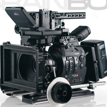 Rent Canon C300 Mark II - 4K ULTIMATE PACKAGE - Lots of AKS