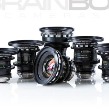 Rent Super Baltars - 6 Lens Set - Vintage Cinema Primes