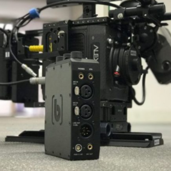 Rent DXA-ALEXA XLR Inputs Preamp for ARRI Alexa Mini by Beachtek