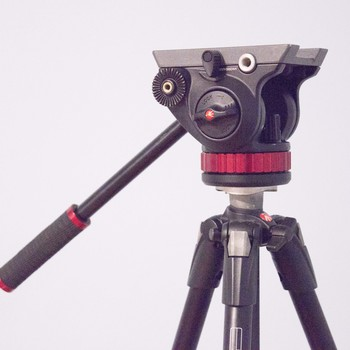 Rent Manfrotto Fluid Tripod Head