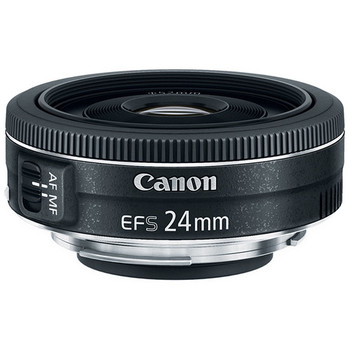 Rent Canon EF-S 24mm f/2.8 STM Lens