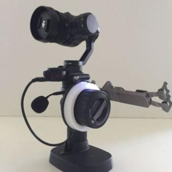 Rent DJI Osmo X5 Gimbal Kit with Follow Focus wheel