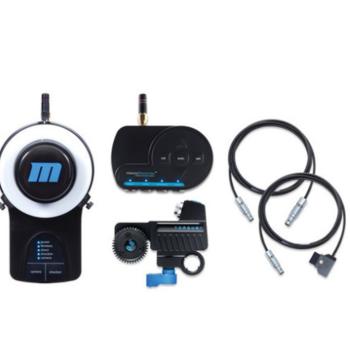 Rent Redrock wireless follow focus fingerwheel with Range Finder