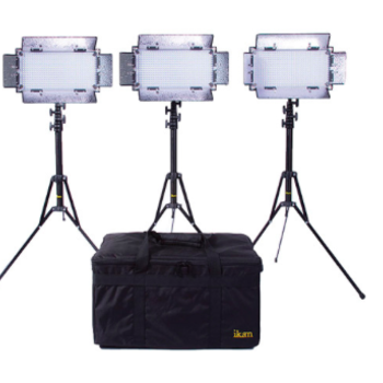 Rent ikan IB508-v2 Bi-Color LED 3-Light