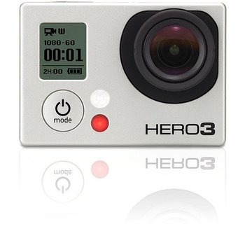 Rent GoPro Hero 3 with Chesty Harness and Head Strap