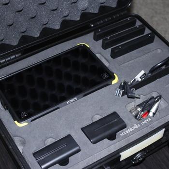 Rent URSA Mini Pro + Cinema Lenses + Sound + Tripod