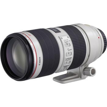 Rent Canon Canon Zooms 24-70mm f/2.8L II USM + 70-200mm f2.8L IS II USM