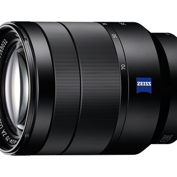 Rent Sony  24-70mm f/4 Vario-Tessar T FE OSS Interchangeable Full Frame Zoom Lens
