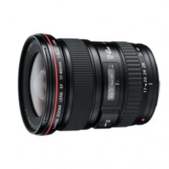 Rent Canon 17-40mm 4.0 L