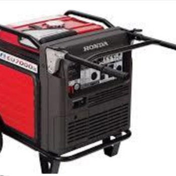 Rent HONDA FUEL INJECTION EU 7000is generator