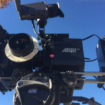 Rent ARRI ALEXA MINI FULL CINEMA RACKAGE 4:3 HighSpeed and Anamor