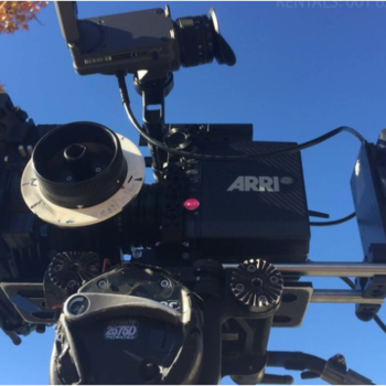 Rent ARRI ALEXA MINI &ULTRA PRIME LENSE & TERADEK & TV LOGIC