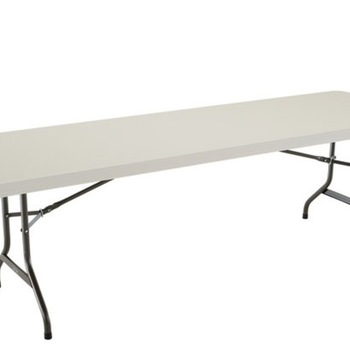 "Rent 5 Plastic Table 6""Foot"