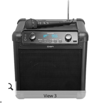 Rent wireless rechargeable speaker