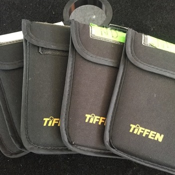 Rent Tiffen 4x5.65 ND set (4 Filter)