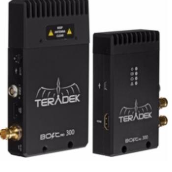 Rent Teradek Bolt Pro 300 Wireless video transmitter