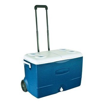 Rent Rubbermaid 50 QT 5-Day Wheeled Cooler