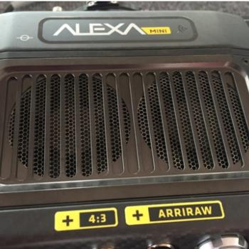 Rent Arri Alexa mini