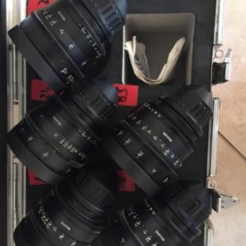 Rent Red epic Kit+Red prime lenses+Oconnor1030tripod+follow focus