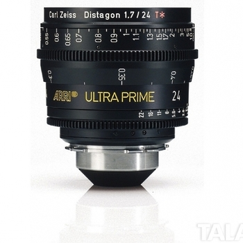 Rent ARRI ULTRA PRIME 24MM T1.7/24