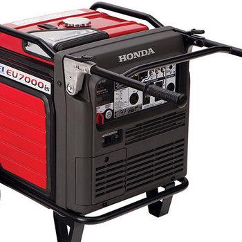 Rent HONDA FUEL INJECTION EU 7000is generator
