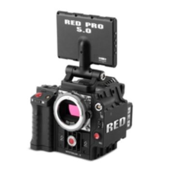 Rent RED Epic M-X 5K basic package