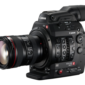 Rent Tank Studios c300ii (w/ 24-70mm)