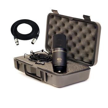 Rent MXL 770 Cardioid Condenser Microphone