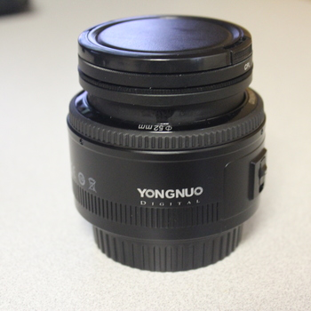 Rent EF 50mm F/1.8 for Canon