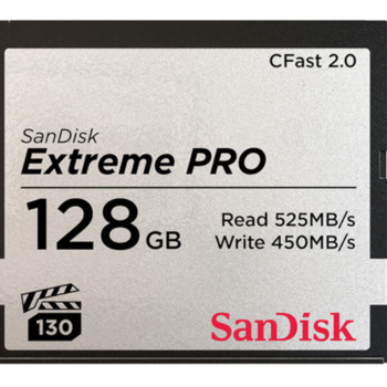 Rent SanDisk 128GB Extreme PRO CFast 2.0 Memory Card