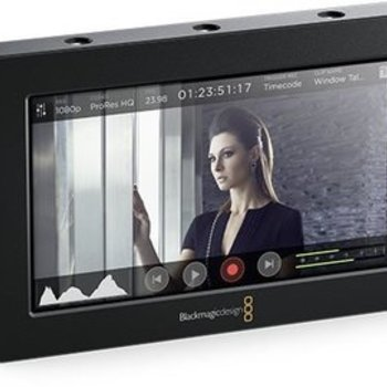 "Rent BlackMagic Video Assist 5"" Proxy Recorder"