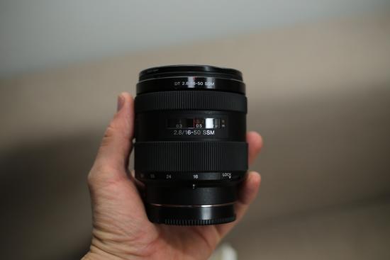 Sony lens2