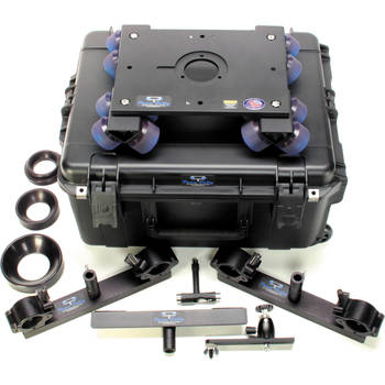 Rent Dana Dolly Kit - This is everything you need to get your tripod head and camera moving!
