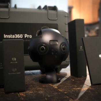 Rent Insta360 Pro 8K VR Camera Package