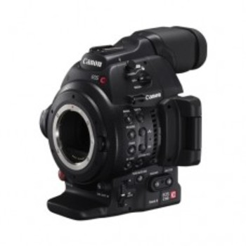 Rent Canon C100 Cinema Mark II