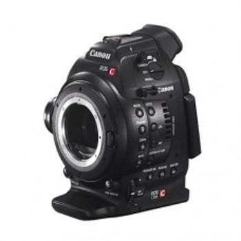 Rent Canon C100 Cinema