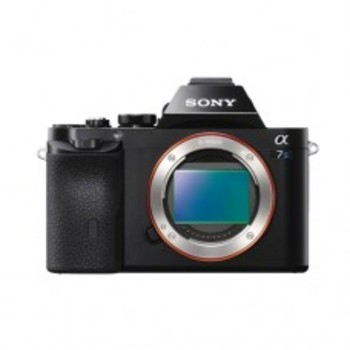 Rent Sony A7s (Full Frame) Mirrorless Camera