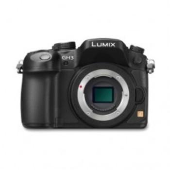 Rent Panasonic Lumix DMC-GH3