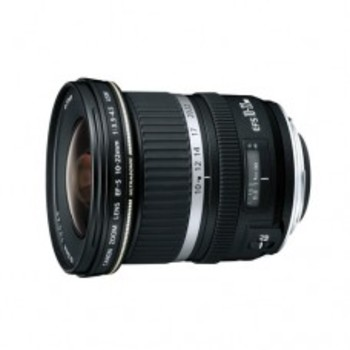 Rent Canon 10-22mm 3.5-4.5 EF-S