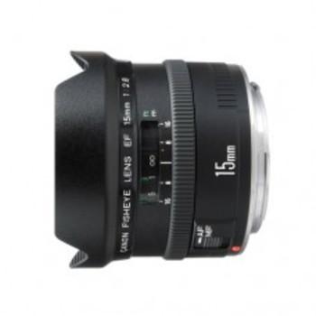 Rent Canon 15mm 2.8 Fisheye