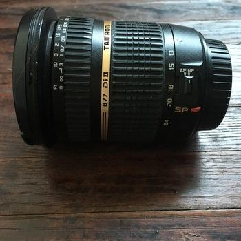 Rent Tamron Wide Lens