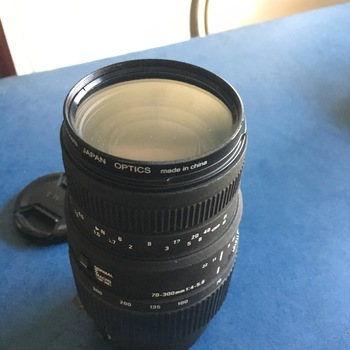 Rent Sigma Telephoto Zoom Lens For Canon