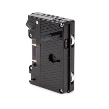 Rent Wooden Camera 15mm Battery Slide (AB Gold)