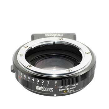 Rent Metabones Nikon Lens to MFT Mount Camera Speed Booster XL 0.64x